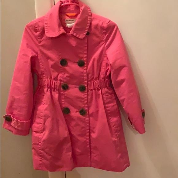 31a7035b1 Crewcuts Jackets & Coats | J Crew Girls Pink Spring Jacket Size M ...